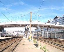 Arcadis et la ville de Paris dévoilent le Pont de franchissement du faisceau Saint-Lazare