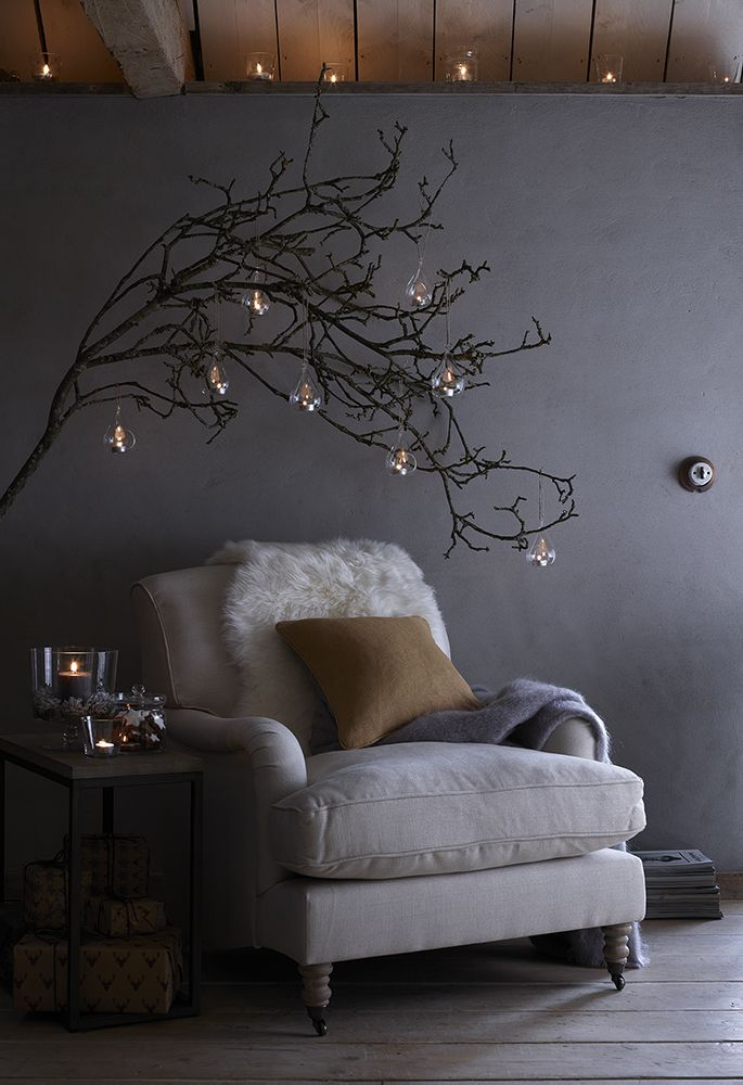 Christmas Interiors best 25+ christmas living rooms ideas on pinterest | ornaments for