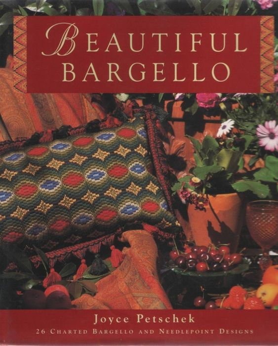 Beautiful bargello (1997) embroidery. Discussion on LiveInternet - Russian Service Online Diaries