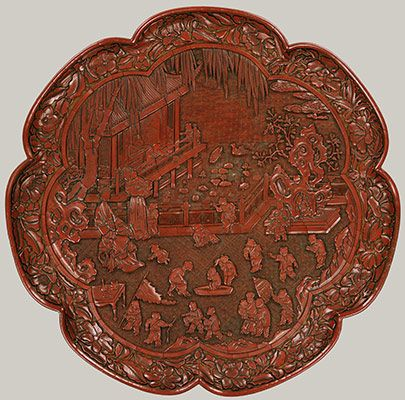 Goods from China - lacquerware
