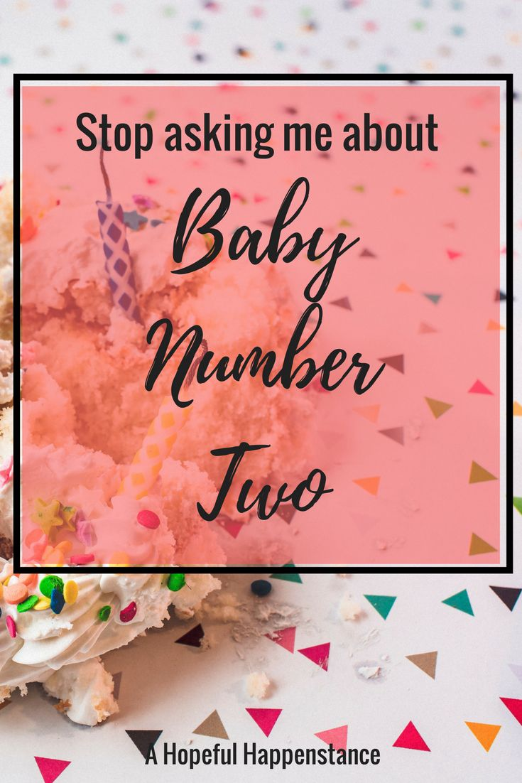 Why is it that as soon as you have baby number one people start asking you when you're going to get pregnant again! Can't I just love my new baby for a while! Come read all the reasons we need to stop asking people about baby number two. SAHM / stay at home mom / work at home mom / new mom / second baby / mom life / maternity / pregnancy problems / new baby / cravings / ego waffles / fat pants / leggings
