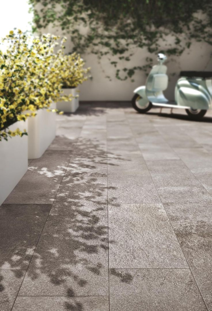 Stoneway Porfido Collection tiles suitable for both exterior and interior applications in 6 colour options.  #interiortiles #exterior #tiles