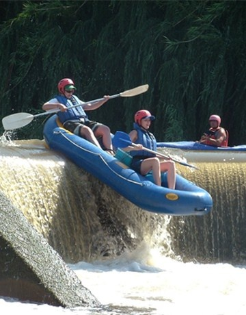 River Rafting - Johannesburg From  R 325.95
