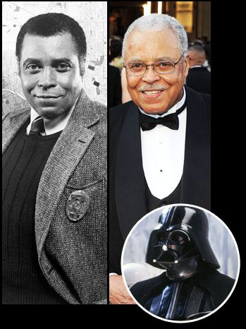 James Earl Jones. The voice of Lord Vader, Lion King (Simba's father) and several movies over 7 decades. A very humble man who deserves a moment of reflection and a smile.