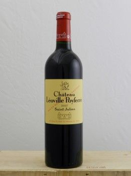 Chateau Leoville Poyferre 2007 #Bordeaux #France