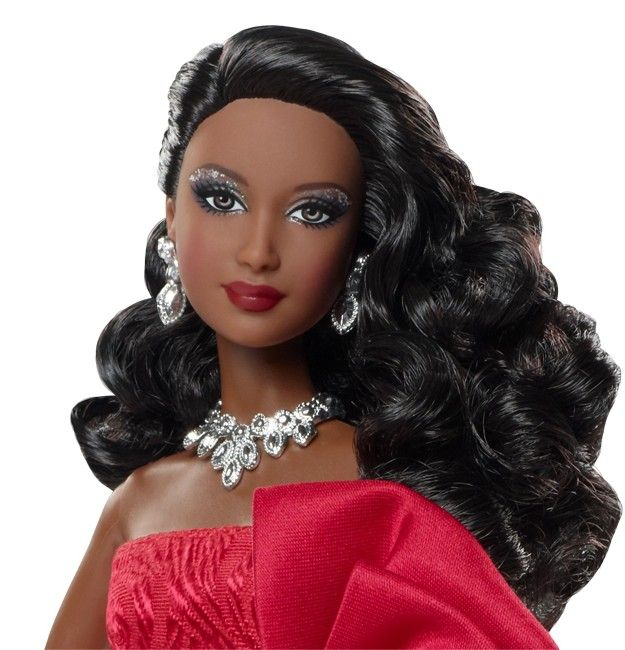 african american dolls | ... Barbie Doll (African-American) - Collectible Dolls | Barbie Collector
