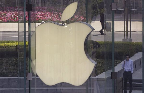 Apple named top global brand in new ranking