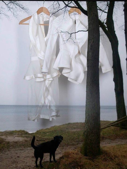 Schößchen-Jacke von Givenchy