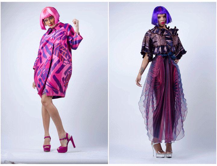 Zandra rhodes fashion designer 28