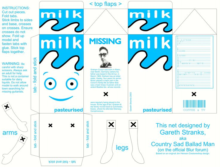 Blog_Paper_Toy_papertoys_Milky_template_preview