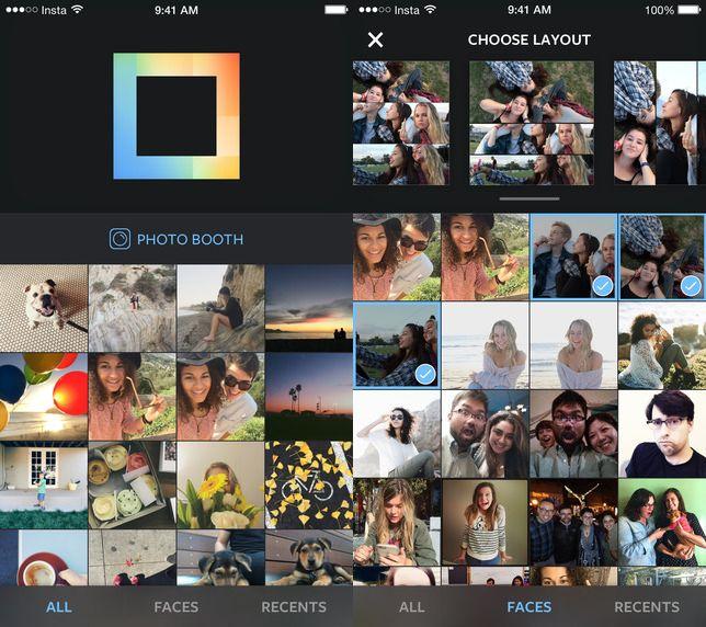 #Instagram ha lanzado una nueva #aplicación para hacer collages llamada #Layout, la cual te permite usar tu #iPhone para combinar hasta nueve fotos en una sola. #App