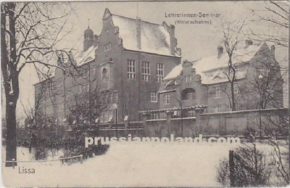 Lissa, Posen, Prussia