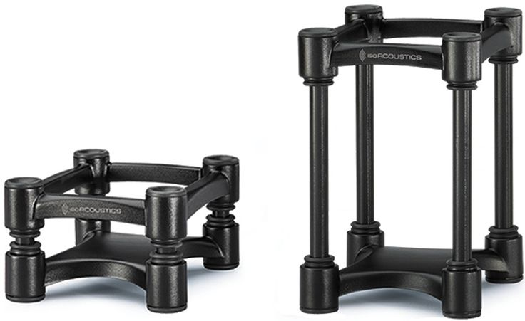 Iso Acoustics' Monitor Stands