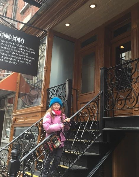 Visit the Lower East Side Tenement Museum in New York City