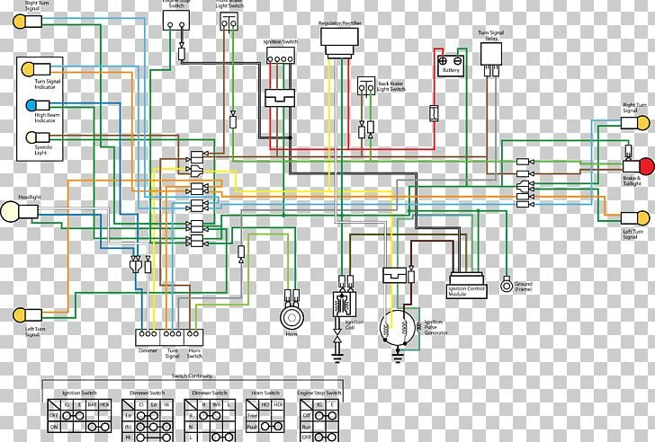 Wiring Diagram Honda Wave Series Electrical Wires  U0026 Cable Honda Wave 110i Png