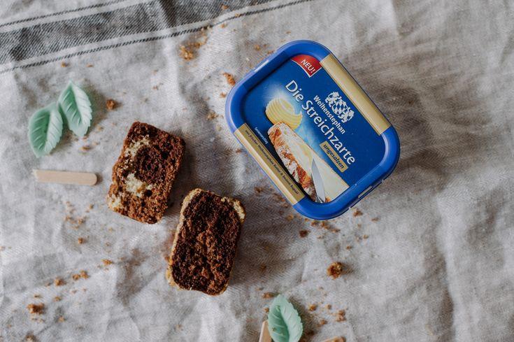 Ein Tag Beim Bauer Verlag mit Weihenstephan + kleine Mamorkuchen-Blumenkästen für Ostern (Reklame)