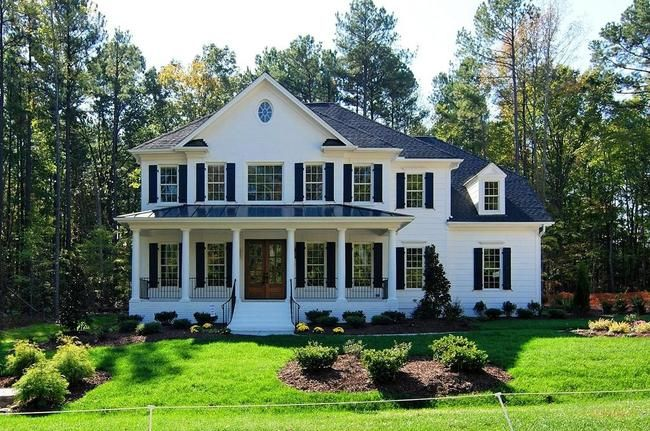 The dougherty plan croasdaile farm durham nc homes by for Homes by dickerson floor plans