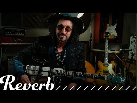 Mike Campbell on Vintage Guitars | Reverb Interview