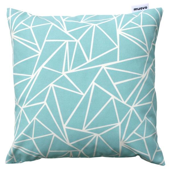 Muovo Triangle cushion