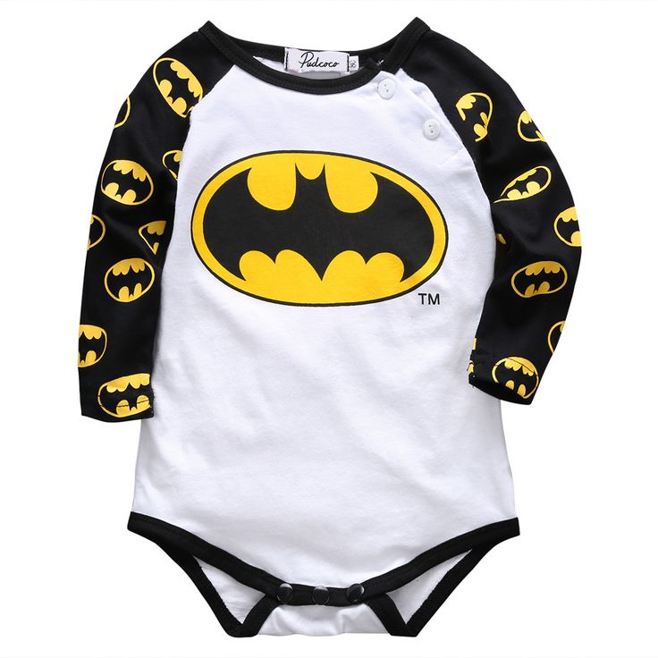 >> Click to Buy << For Cotton Newborn Baby Girls Boys Clothes Romper O-Neck Character Playsuit Outfits #Affiliate