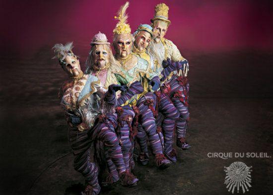 El Cirque du Soleil y su Alegría visitan Valencia | DolceCity.com