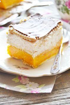 Ciasto Kubuś bez pieczenia