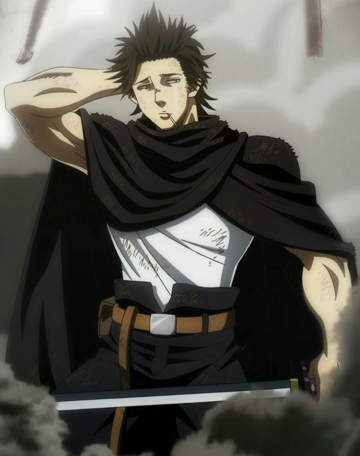 Black Clover Blackclover Animelove Animelover Anime Yami Black Clover Anime Black Clover Manga Black Bull