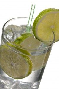 Refreshing Caipirinha--did you know that cachaca and lime are aphrodisiac? Cheers!