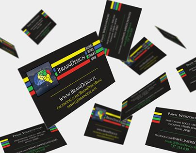 "Check out new work on my @Behance portfolio: ""Business Card for blogger and Designer from BrainDesign"" http://be.net/gallery/50871819/Business-Card-for-blogger-and-Designer-from-BrainDesign"