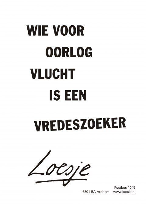 'Quote van de week'