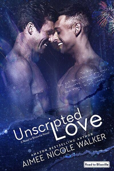 Check out the M/M romance Unscripted Love by Aimee Nicole Walker & there's 3 days left on a $5 Amazon GC Giveaway                                                https://padmeslibrary.blogspot.com/2017/07/release-day-blitz-unscripted-love-by.html
