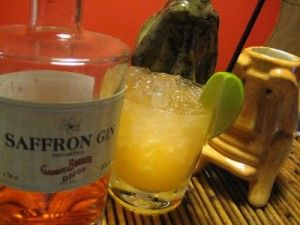 gin-saffron | Cocktail | Pinterest | Cocktails, Tags and Blog