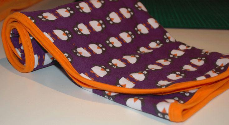 GEKKO: Att sy en filt med bandkantning