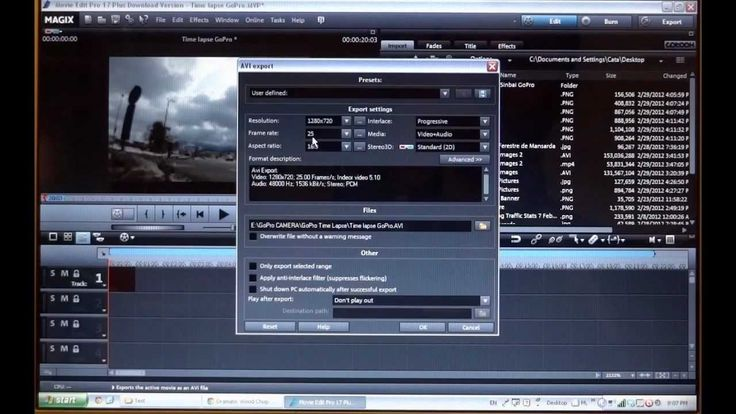 GoPro Timelapse Tutorial - How to Make a Video with Still Photos in Magi...