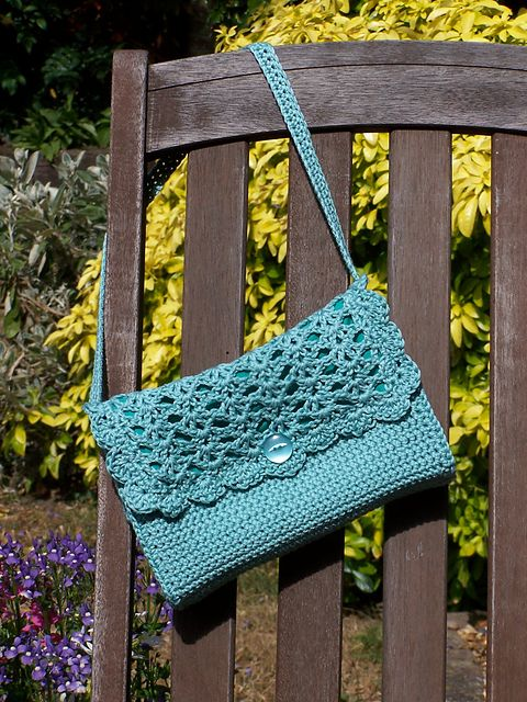 Perfect Purse: free pattern