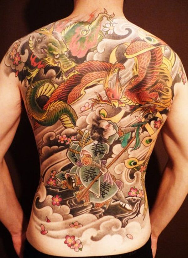 40 Best Phoenix Tattoo Designs For Boys And Girls