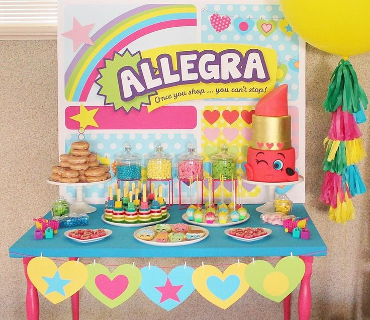 91 Best Images About Shopkins Birthday Party On Pinterest: 33 Best Shopkins Birthday Party Images On Pinterest