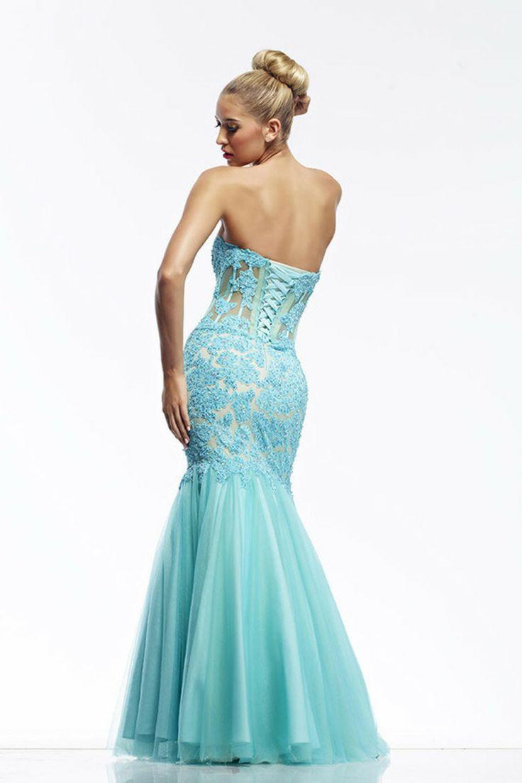 303 best evening dresses images on Pinterest | Formal evening ...