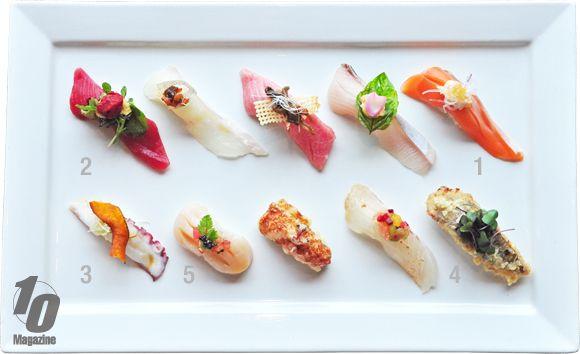 Creative Sushi-Ideas