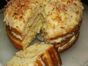 VLA LAAGKOEK      Die koek moet in die yskas gehou word as dit nie dieselfde dag wat dit gebak is opgeëet word nie  Sponskoek:   4 Groo...