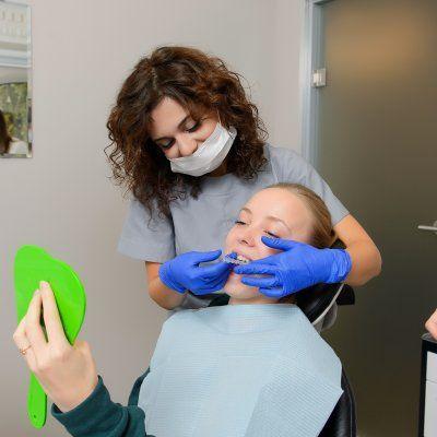Нана Гезалова стоматолог-ортодонт