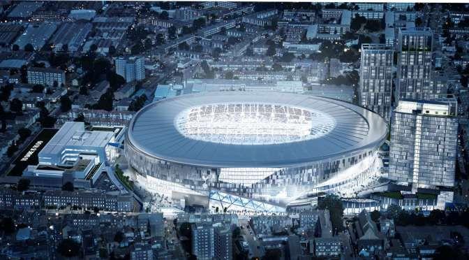 Tottenham Hotspur announce new Populous stadium design
