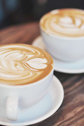 We never tire of perfectly velvety coffees.