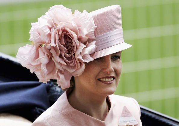 2006 Sophie,Countess of Wessex, Royal Ascot