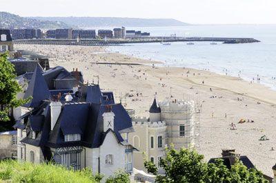 Deauville et Trouville