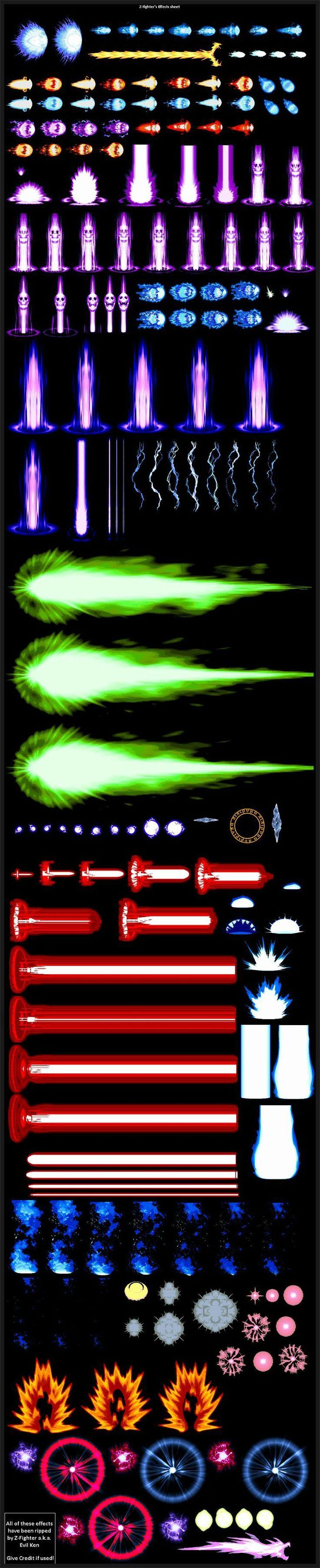 ▶친절한효자손의 취미생활◀ :: [게임이펙트 이미지 모음] 화려한 그래픽의 Game Effect 이미지모음