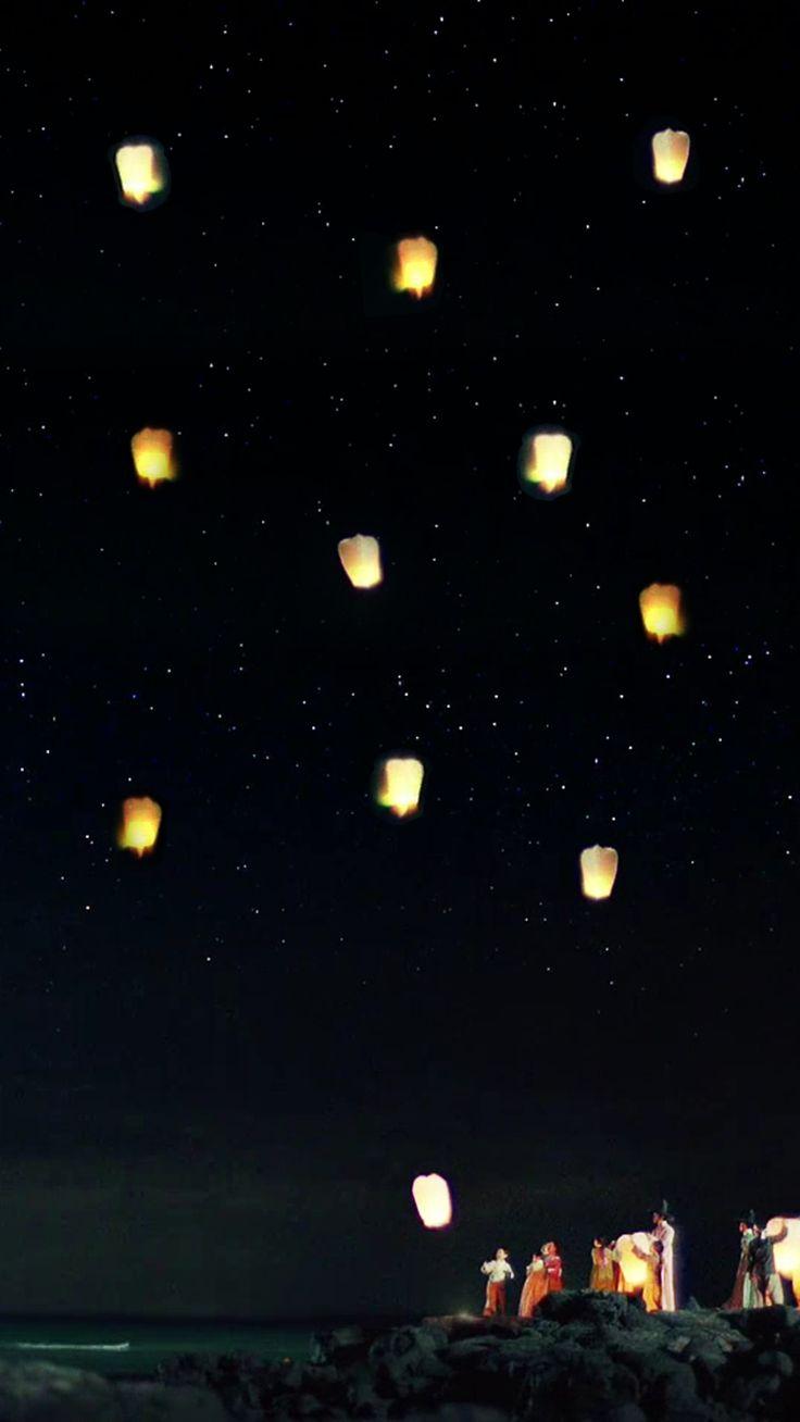 I love this lantern scene, so beautiful | Legend of the blue sea