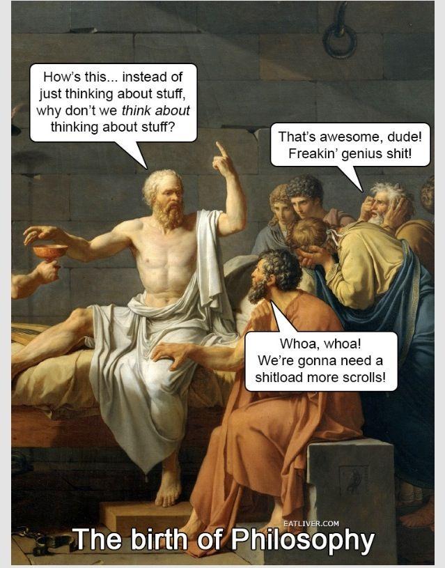 Mitä Filosofia On