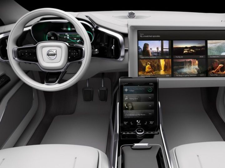 Tired of playing the license plate game on long car trips? Volvo announced that it is teaming up with Ericsson to greatly boost the streaming capabilities of its self-driving cars to also automate in-car entertainment. Check out more details @ www.keralaonroad.com