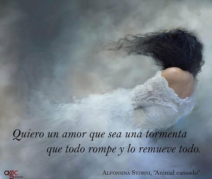 Alfonsina Storni *